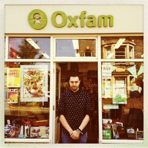 Oxfam, 2 Mill Road, Cambridge, CB1 2AD