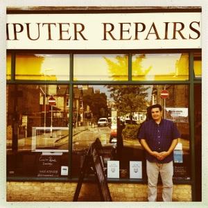 Computer Repairs, 4 Mill Road, Cambridge, CB1 2AD