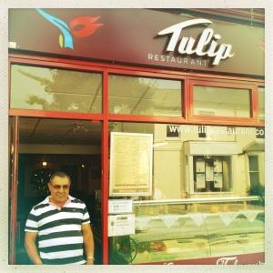 Tulip Restaurant, 54 Mill Road, Cambridge, CB1 2AS
