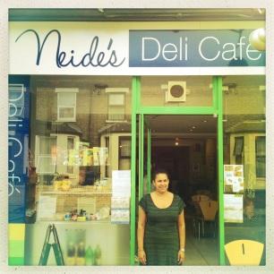 Neide's Deli Cafe, 64 Mill Road, Cambridge, CB1 2AS