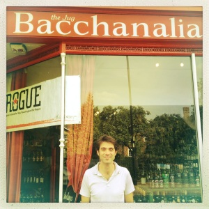 Bacchanalia, 90 Mill Road, Cambridge, CB1 2BD