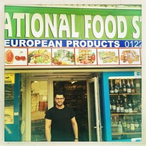 International Food Store, 96 Mill Road, Cambridge, CB1 2BD