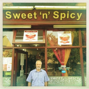 Sweet N Spicy, 102 Mill Road, Cambridge, CB1 2BD