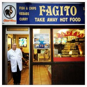 Fagitos, 6 Mill Road, Cambridge, CB1 2AD