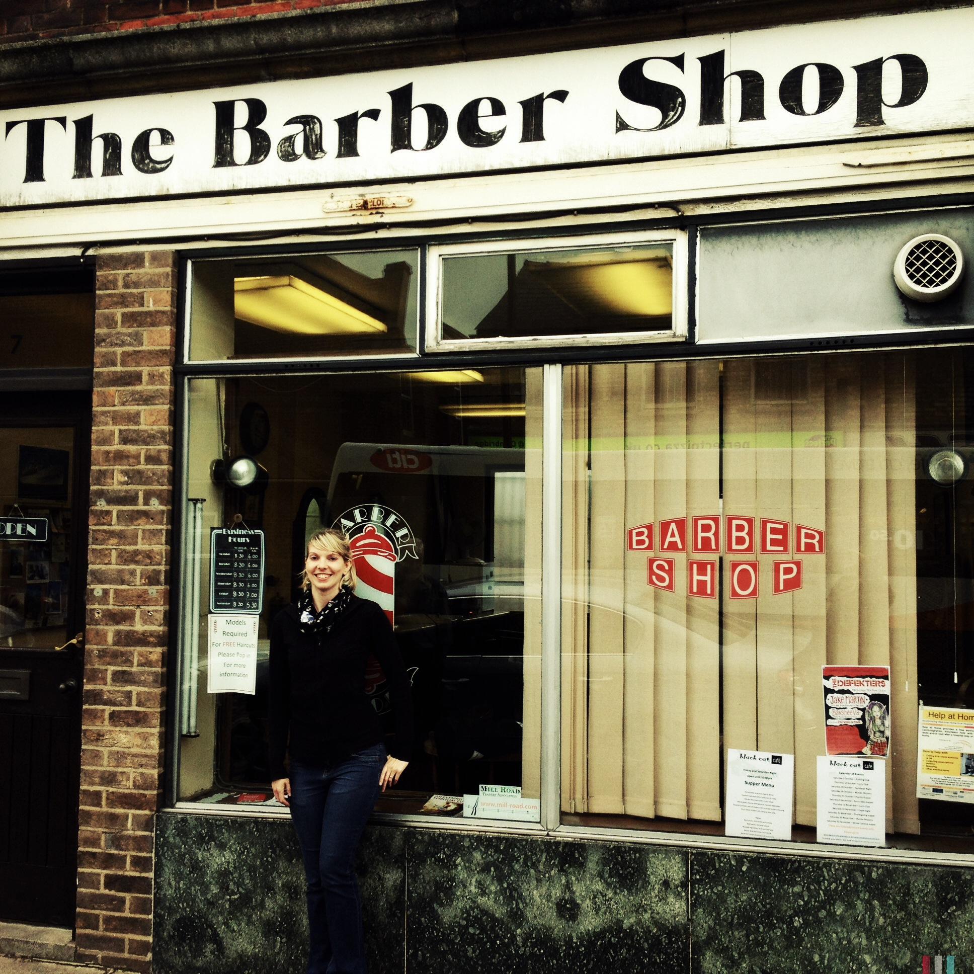 The Barber Shop, 7 The Broadway, Mill Road, Cambridge, CB1 3AH
