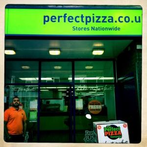 Perfect Pizza, 178-180 Mill Road, Cambridge, CB1 3LP