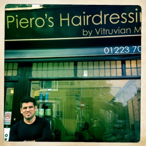 Piero's Hairdressing, 72 Mill Road, Cambridge, CB1 2AS