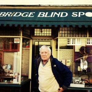 Cambridge Blind Spot, 394 Mill Road, Cambridge, CB1 3NN