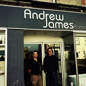 Andrew James Bathrooms, 300-302 Mill Road, Cambridge, CB1 3NL