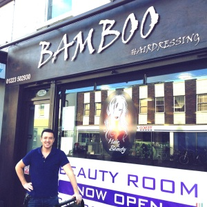 Bamboo Hairdressing, 202 Mill Road, Cambridge, CB1 3NF