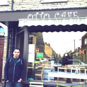 Otto Cafe, 198 Mill Road, Cambridge, CB1 3NF
