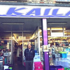 Kailash, 182 Mill Road, Cambridge, CB1 3LP