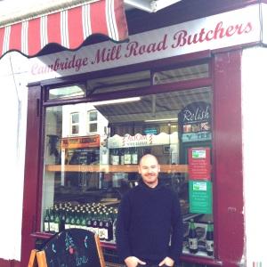 Cambridge Mill Road Butchers, 114 Mill Road, Cambridge, CB1 2BQ
