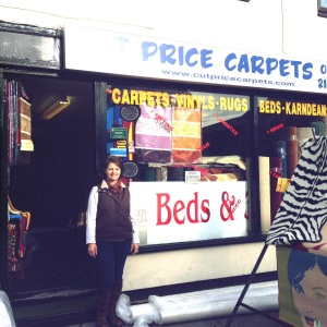Cut Price Carpets, 175 Mill Road, Cambridge, CB1 3AN