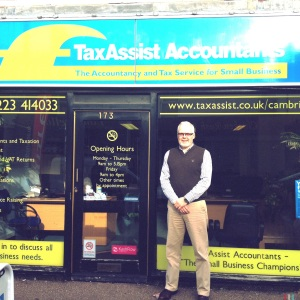 TaxAssist Accountants, 173 Mill Road, Cambridge, CB1 3AN