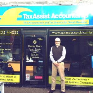TaxAssist Accountants, 173 Mill Road, Cambridge, CB1 3AN