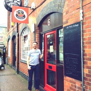 Hot Numbers Coffee, Unit 6 Dales Brewery, Gwydir Street, Cambridge, CB1 2LJ