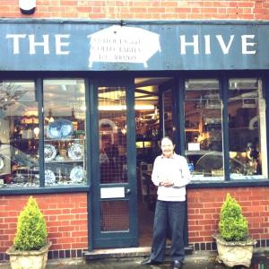 The Hive, Gwydir Street, Cambridge, CB1 2LJ