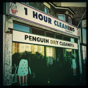 Penguin Dry Cleaners, 36 Mill Road, Cambridge, CB1 2AD