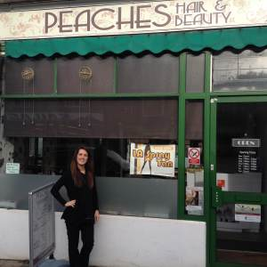 Peaches Hair and Beauty, 12 The Broadway, Mill Road, Cambridge, CB1 3AH