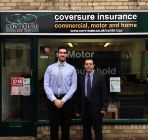 Coversure, 174 Mill Road, Cambridge, CB1 3LP