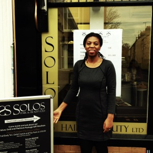 Solos Hair and Beauty, 72 Mill Road, Cambridge, CB1 2AS