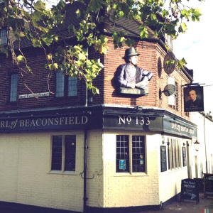 The Earl of Beaconsfield, 133 Mill Road, Cambridge, CB1 3AA