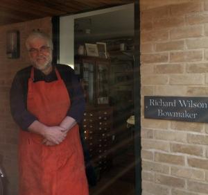 Richard Wilson Bowmaker, 36 Kingston Street, Cambridge, CB1 2NU
