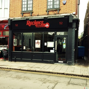 Rockers Steakhouse, 52 Mill Road, Cambridge, CB1 2AS