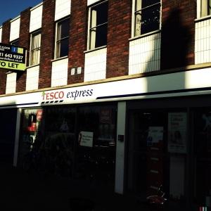 Tesco Express, 163-167 Mill Road, Cambridge, CB1 3AN