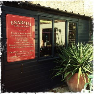 Enarsha, Hope Street Yard, off Mill Road, CB1 3NA