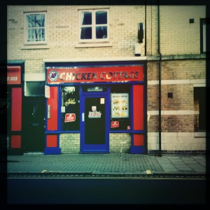 Chicken Cottage, 83a Mill Road, Cambridge, CB1 2AW