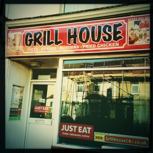 Grill House, 166 Mill Road, Cambridge, CB1 3LP