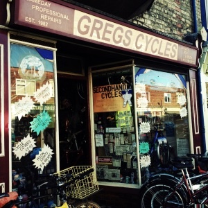 Gregs Cycles, 186 Mill Road, Cambridge, CB1 3LP