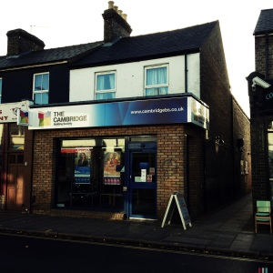 Cambridge Building Society, 208 Mill Road, Cambridge, CB1 3NF