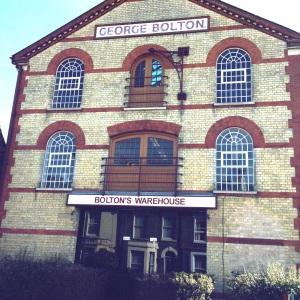 Igentics, Bolton's Warehouse, 23 Tenison Road, Cambridge, CB1 2DG