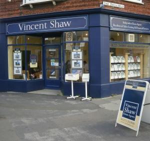 Vincent Shaw