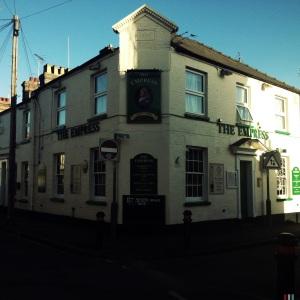 The Empress Pub, 72 Thoday Street, Cambridge, CB1 3AX