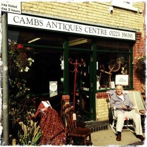 Cambridge Antique Centre, 1-2 Dales Brewery, Gwydir Street Cambridge, CB1 2LJ