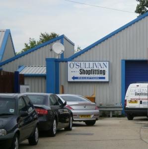 O'Sullivan Shopfitting, 243 Mill Road, Cambridge, CB1 3BE
