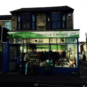Arthur Rank Hospice Shop, 222 Mill Road, Cambridge, CB1 3NF