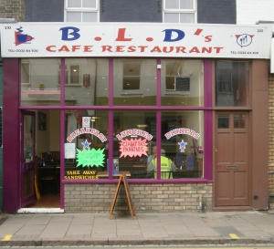 BLDs, 210 Mill Road, Cambridge, CB1 3NF