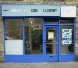 Monarch Coin Laundry, 161 Mill Road, Cambridge, CB1 3AN