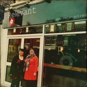 Relevant Records, 260 Mill Road, Cambridge, CB1 3NF