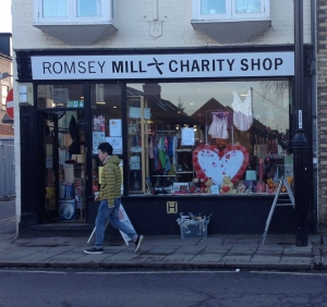Romsey Mill Charity Shop, 176 Mill Road, Cambridge, CB1 3LP