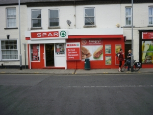 Spar, 301 Mill Road, Cambridge, CB1 3DF
