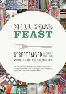 Mill Road Feast Sept 2015